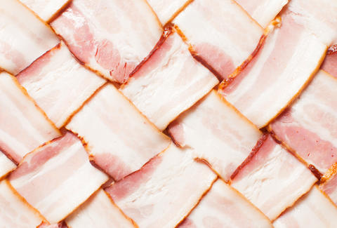 How to make a bacon weave — Thrillist Recipes