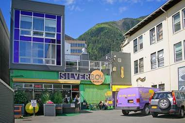 Silverbow Bagels Alaska