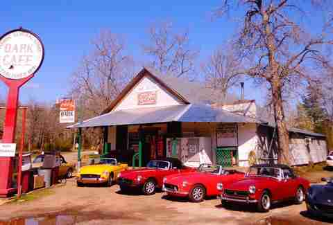 Oark General Store Arkansas