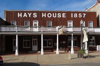 Hays House Kansas