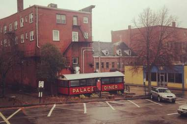 Palace Diner Maine