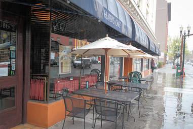 Huber's Portland