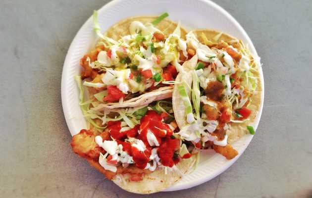 The 12 best taco spots in LA