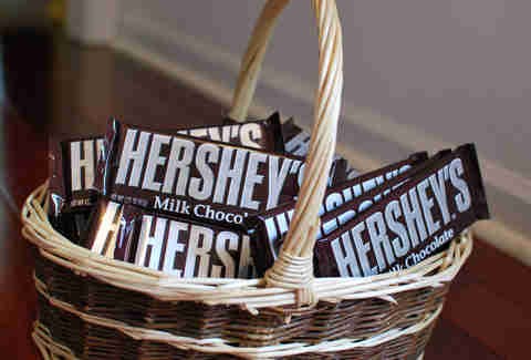 Trivia About Hershey's Chocolate Company - Thrillist