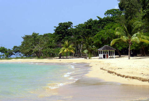 The 9 Coolest Things to Do in Jamaica - Thrillist |Jamaican Black Sand Beaches