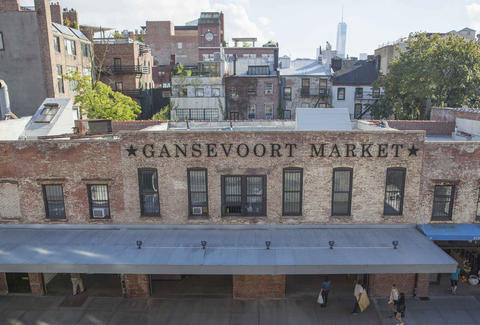 Gansevoort Market gansevoort market: a meatpacking, new york bar.