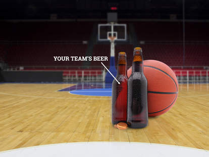 beer for every NBA team