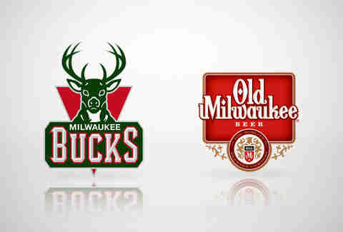 Milwaukee Bucks and Old Milwaukee Beer