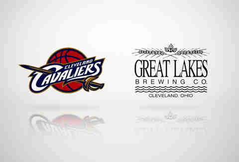Cleveland Cavaliers and Great Lakes Brewing