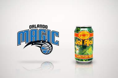 Orlando Magic and Cigar City Brewing