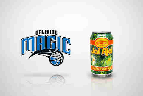 Orlando Magic and Cigar City Brewing