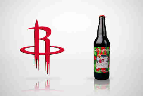 Houston Rockets and Saint Arnold