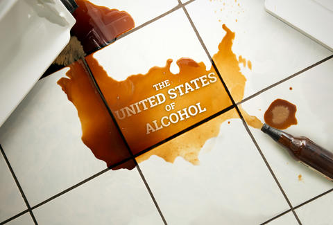 Thrillist State Us Most States - The Drinks Which Booziest