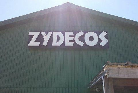 Zydeco S Cajun Restaurant A New Orleans La Restaurant