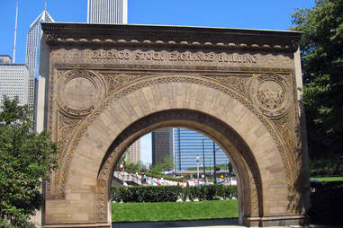 Chicago Stock Exchange building