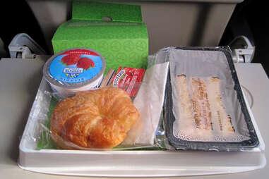 Airplane Croissant