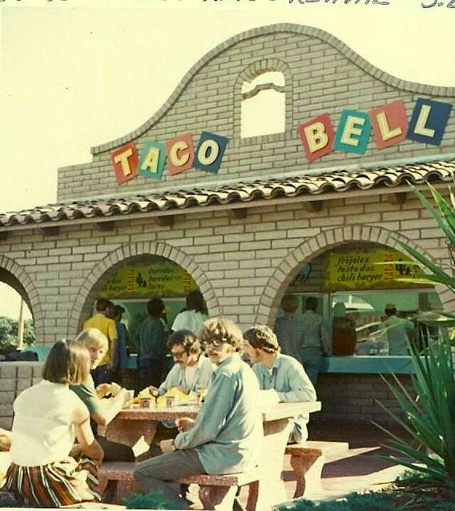 Creedence Clearwater Revival Taco Bell