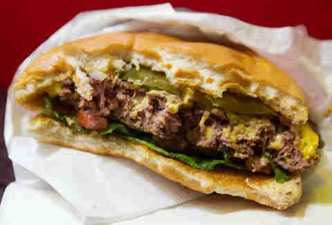 LA's Fast-Food Burger Mother Lode - Thrillist