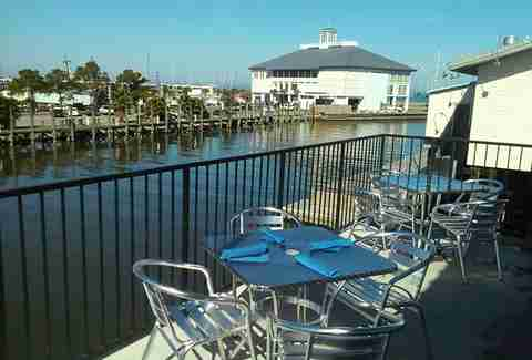 The Blue Crab Restaurant & Oyster Bar