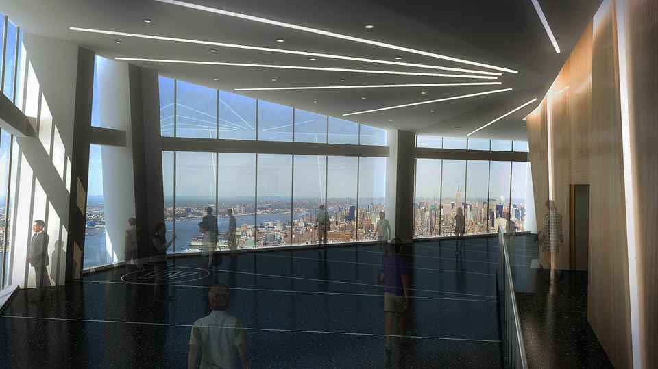 One World Trade Center Observation Deck   Take A Tour Before It Officially  Opens   Thrillist