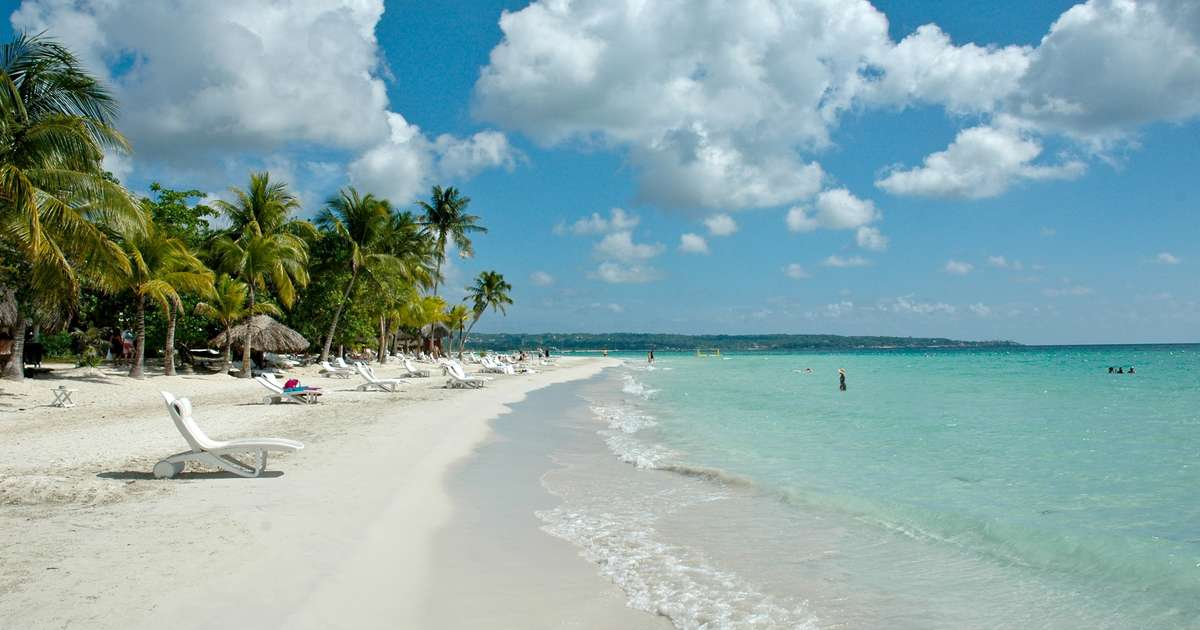 9 Best Beaches in Jamaica - Some of the Most Beautiful ... |Jamaican Black Sand Beaches
