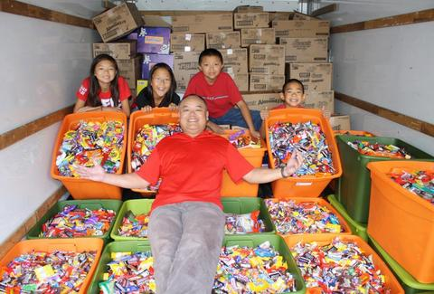 curtis chan dds halloween candy buy back - Halloween Candy Kids