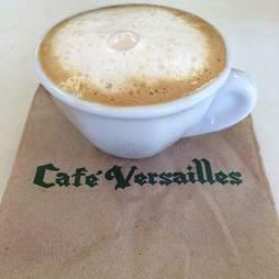 Versailles coffee cup
