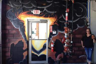 fire house brewery