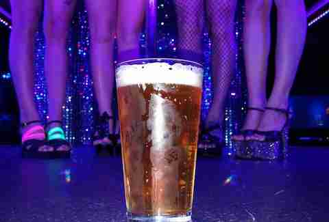 stripper beer