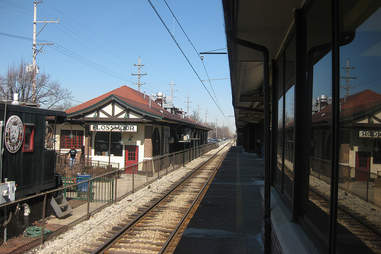 flossmoor station