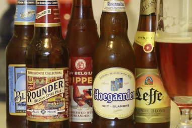 American Belgian beer