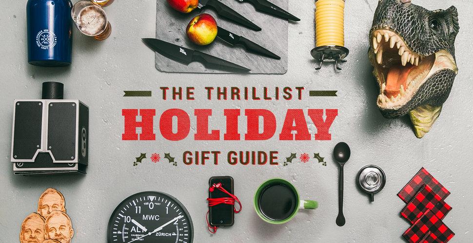 The Thrillist Holiday Gift Guide - Thrillist