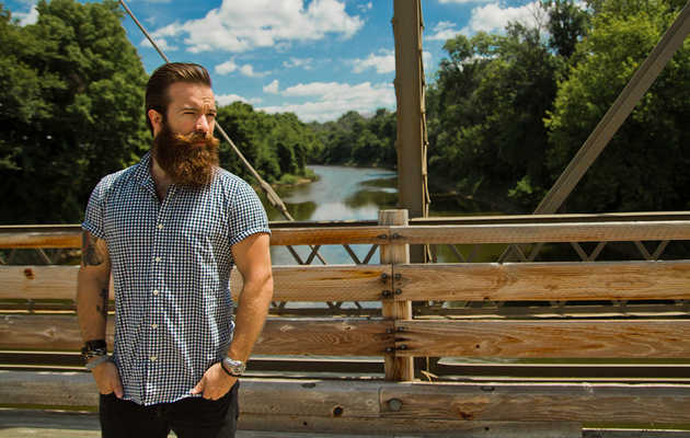 This man is the best beard-grower in America