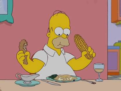 Every Time Homer Simpson Says Mmm In The Simpsons Thrillist