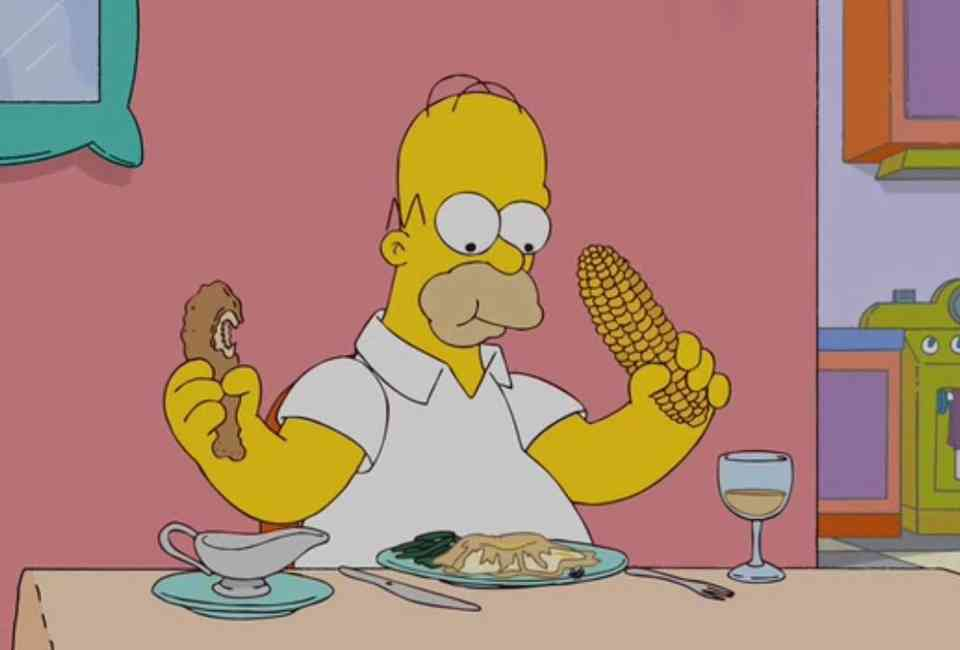 Every time Homer Simpson Says