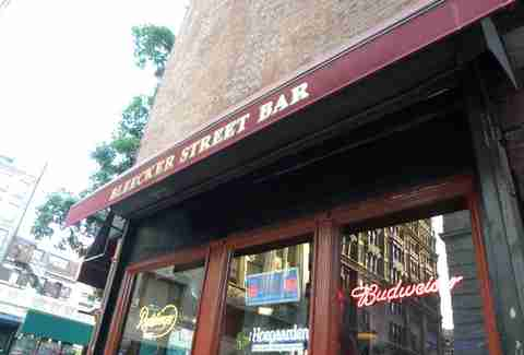 Bleecker St Bar