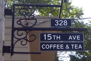 15th Ave Coffee & Tea Stealth Starbucks