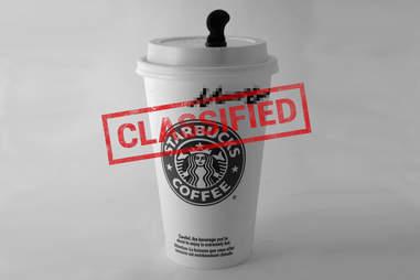 CIA Starbucks