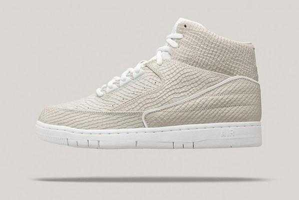 Step up your sneaker game with these magnificent snakeskin Nikes