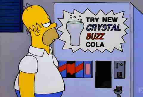 Homer Simpson saying mmm