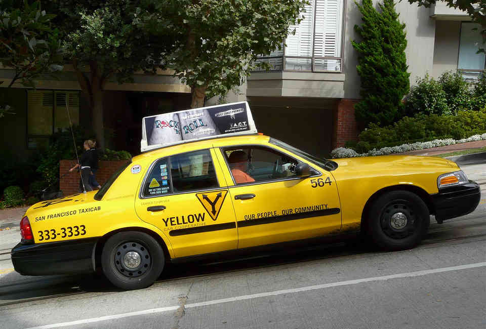San Francisco Taxis Cabs Rules Laws Scams - Thrillist