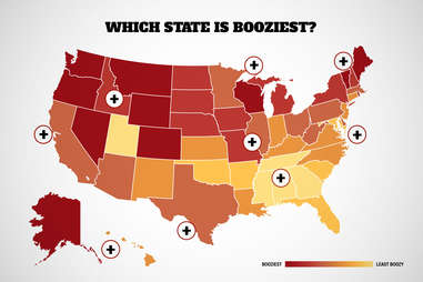 booziest state map