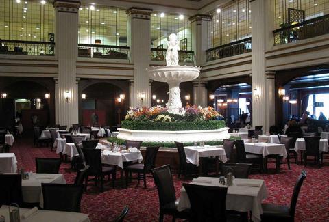 Walnut Room: A Chicago, IL Restaurant.