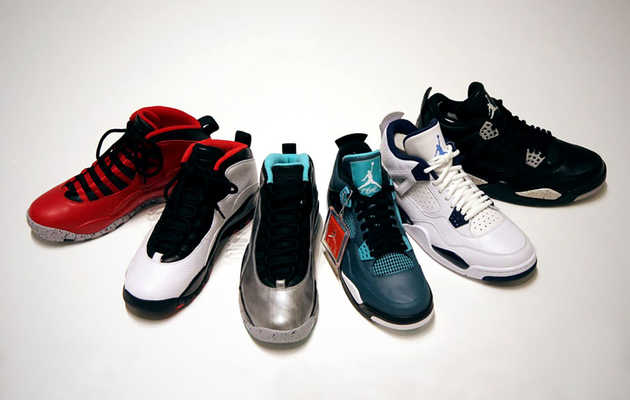 Rejoice! Air Jordan Retros will be completely remastered in 2015.