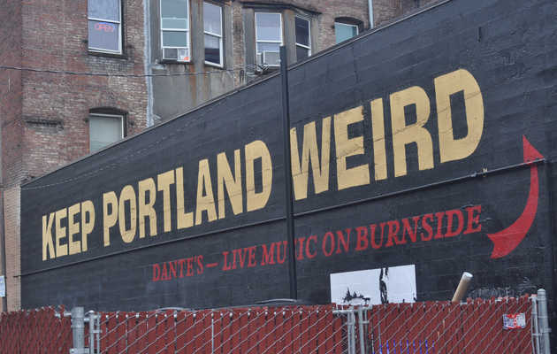 The 15 weirdest things in Portland