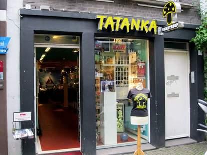 Tatanka Smartshop Amsterdam