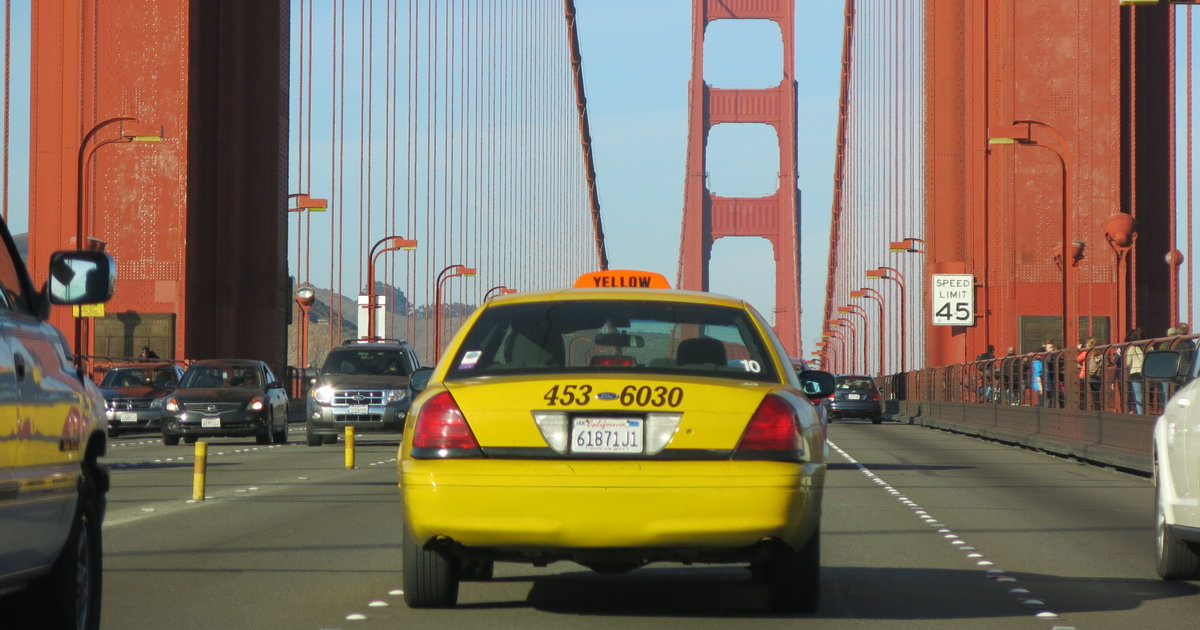 Gate taxi порно
