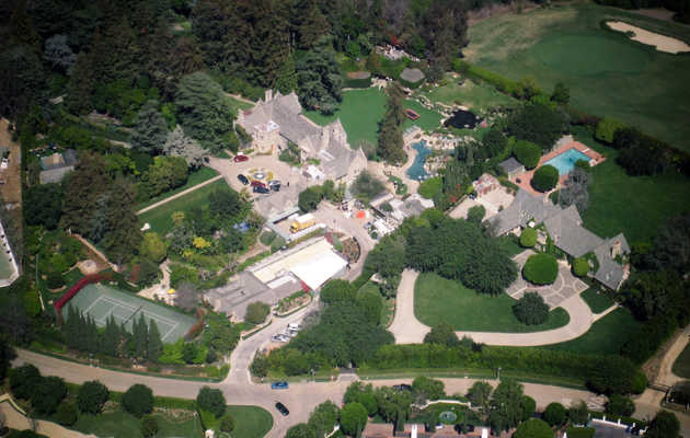 12 things you didn't know about the Playboy Mansion