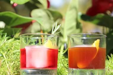 Cocktails at Siena Tavern Miami