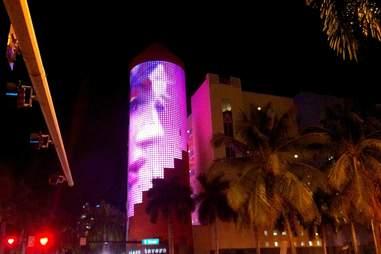 Siena Tavern Miami Light Tower
